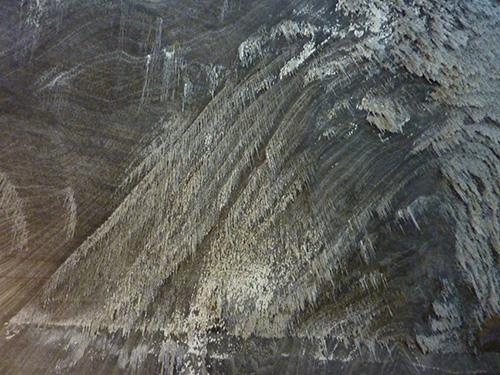 Mine de turda à Cluj en Roumanie