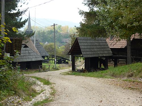 musée ethnographique de Cluj