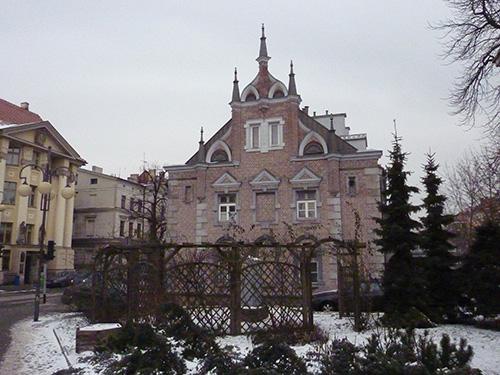 Vieille maison à Kalisz