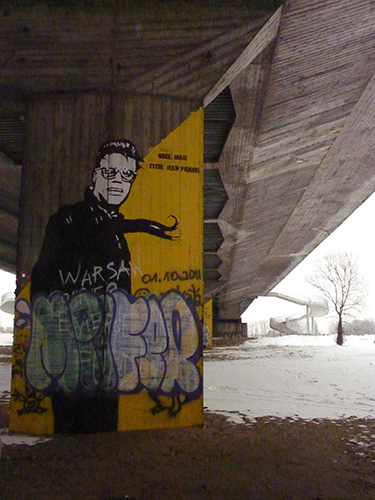 Street Art à Varsovie