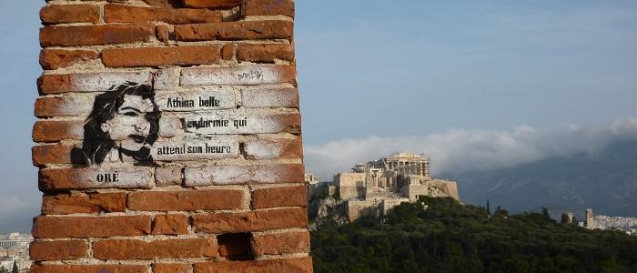 Impressions sur Athènes