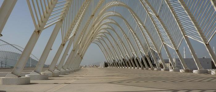 Stade Olympique des jeux de 2004 à Athènes