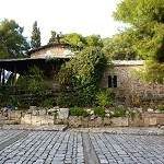 Une église orthodoxe à Athènes