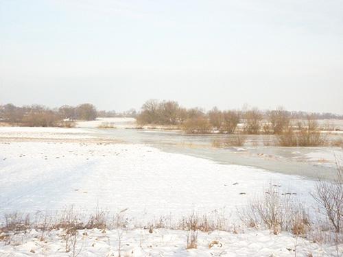 paysage de Drozdowo