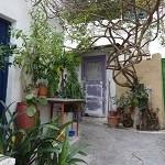Une maison blanche à Athènes